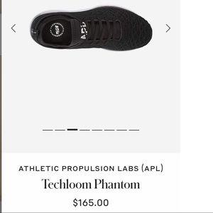 NEW with Box APL Techloom Phantom Black 5